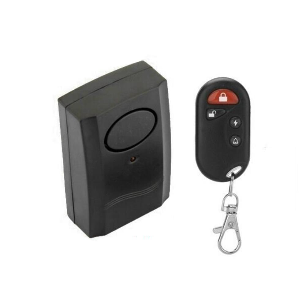 120dB Wireless Remote Motorcycle Anti-theft Alarm Security System Motorbike Scooter Anti-theft Alarm Kit Universal