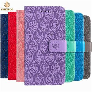 Luxury Flip 3D Embossed Case For Xiaomi A1 9T F1 Redm Note 4 4X 5A 7 Redmi 4A 5 Plus 6 K20 Pro Leather Holder Stand Wallet Cover
