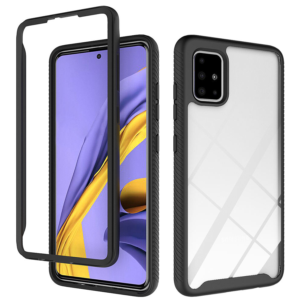 <font><b>For</b></font> <font><b>Samsung</b></font> Galaxy S20 Plus Armor Hybrid Rugged Military <font><b>Shockproof</b></font> Hard Cover Protective Bumper Phone <font><b>Case</b></font> <font><b>for</b></font> Galaxy A51 A71 image