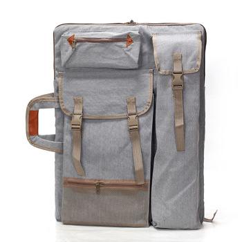 Torba na szkic wielofunkcyjna torba na płótno materiały artystyczne materiały malarskie worek do przechowywania materiały dla studentów tanie i dobre opinie 66*50cm
