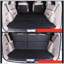 Lsrtw2017 Car Internal Car Trunk Mat Cargo Liner for Nissan Quest 2012 2013 2014 2015 2016 2017 2018 RE52 Rug Carpet Accessories