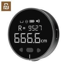 Youpin DUKA Mini Electronic Ruler Portable Multifunctional Rangefinder LCD Screen Length Measurement Volume Measure Meter Tool