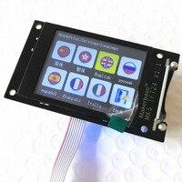 Impressora 3d unidade lcd mks tft24 tela sensível ao toque reprap painel controlador tft 24 display a cores completas sainsmart tela de respingo monitor|Peças e acessórios em 3D| |  -