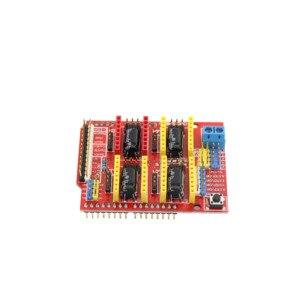 Image 4 - Motor paso a paso de 40 cm, longitud corporal de 40mm, controlador de potencia USB, controlador de 3 uds, impresión 3D TB6600, 17HS4401S