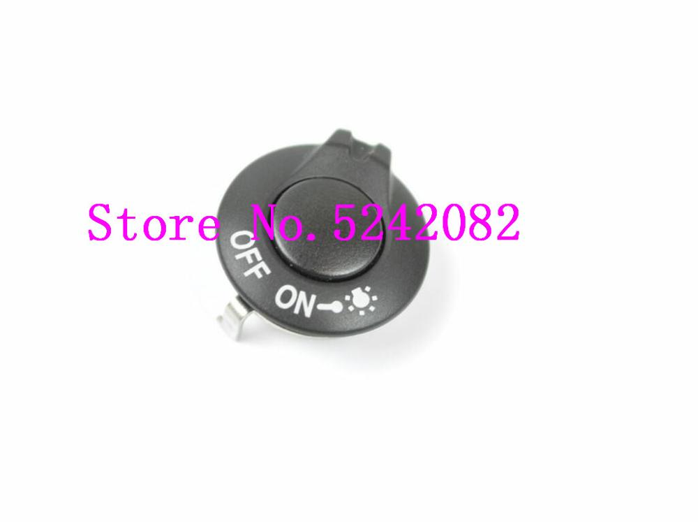 Power Dial ON-OFF Button And Shutter Release Button Repair Part For Nikon D7000 SLR