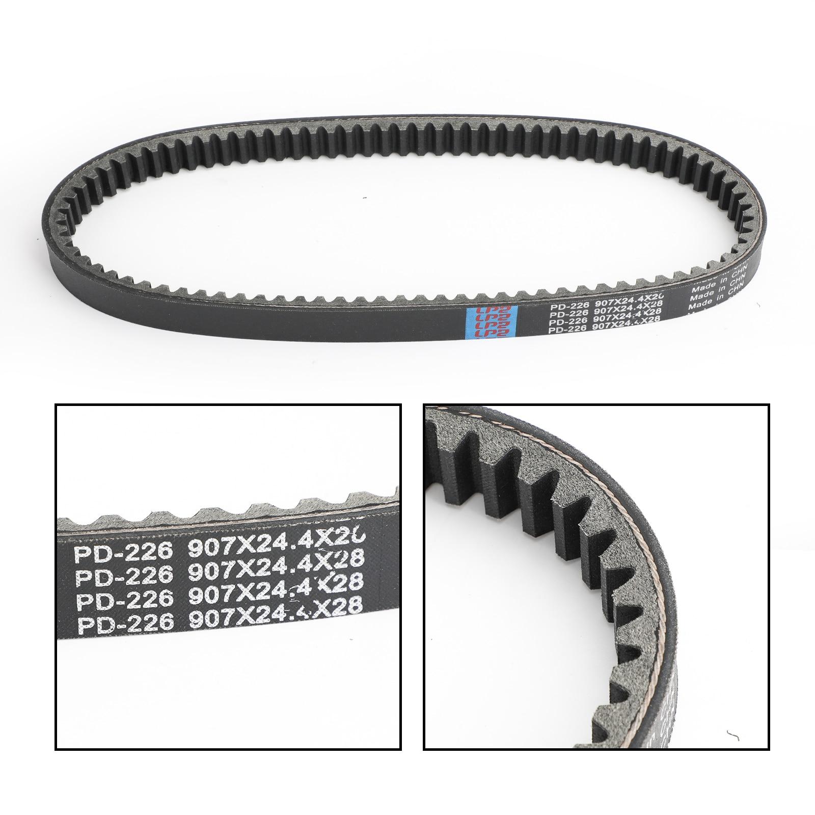 Artudatech Primary Drive Clutch Belt For SYM GTS JOYMAX 300 RV270 RV300 GTS300  EFI EVO LM30W1-7 EFI EVO LN30A1-6