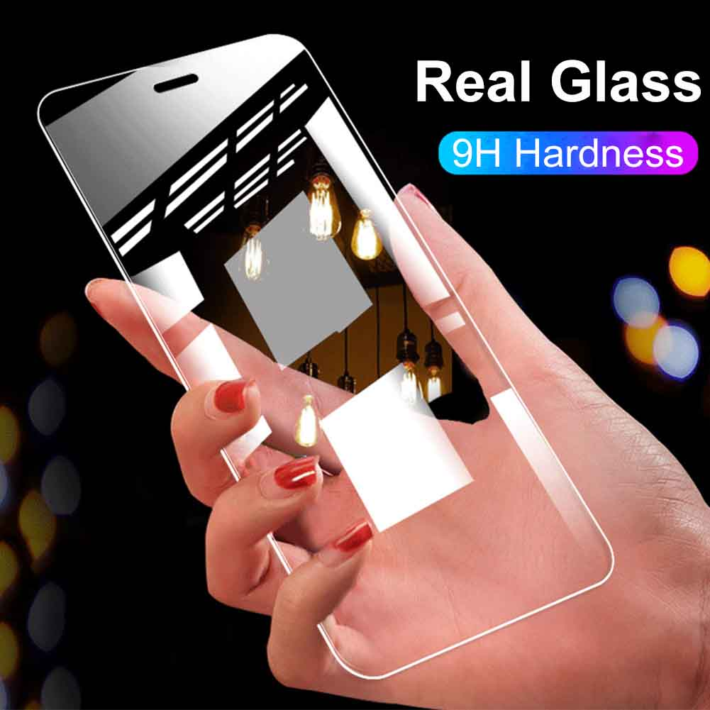 Mayround [3 Pack] 9H Clear Temper Glass Screen Film Protector Guard For iPhone 11 Pro Max 6.5 2019 Glass Cover Shatterproof|Phone Screen Protectors|   - AliExpress