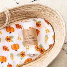 Muslin Cotton Blanket Kangobaby Eco-Friendly Soft My Fashion for Multifunction Life-