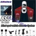 Автомобильная система обнаружения объектов вне зоны видимости водителя BSA BSM слепое пятно обнаружения предупреждение для водителя безопас...