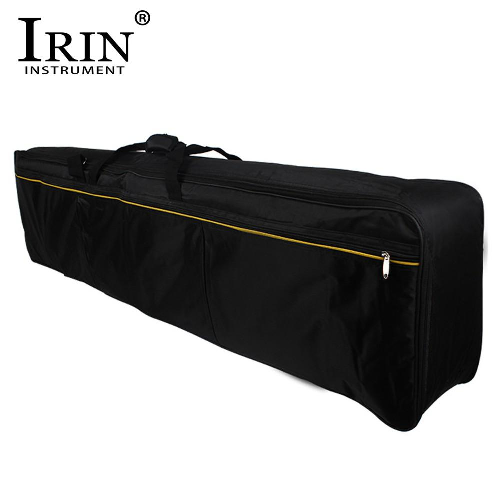 IRIN 88 Keys Electronic Keyboard Pack Universal Waterproof Keyboard Thickened Bag Piano Keyboard Cover Case