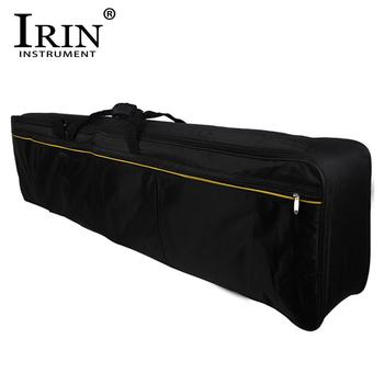 IRIN 88 Keys Electronic Keyboard Pack Universal Waterproof Keyboard Thickened Bag Piano Keyboard Cover Case powerful professional protable luxury 61 76 key keyboard electronic organ bag piano backpack soft gig package case cover