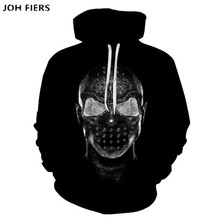 New fall men hoodie 3D printed sweatshirt casual long sleeve pullover men/women original hip hop funny loose coat Brand