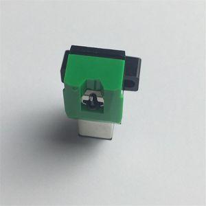 Image 2 - Für AT95E Rekord Player Stylus 3 Geschwindigkeit 13mm Pitch Rekord Patrone Hohe Qualität