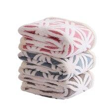 Супер мягкое одеяло из кораллового флиса, шерстяное одеяло для дивана, плед розового и голубого цвета, переносное весеннее одеяло для путешествий, одноразмерное одеяло s