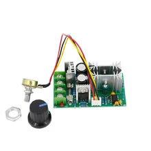 Contrôle de vitesse, moteur 10-60V cc, PWM, contrôleur de vitesse, régulateur de courant 20a, module de tige haute puissance
