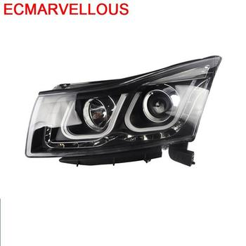 Assessoires Neblineros Para Auto Automovil Led Running Headlights Car Lights Assembly 09 10 11 12 13 14 FOR Chevrolet Cruze