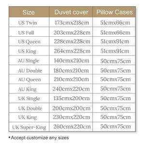 Image 2 - BeddingOutlet Unicorn Bedding Set Cartoon Duvet Cover With Pillowcases for Kids Watermelon Bed Set Pink Girly Home Textiles 3pcs