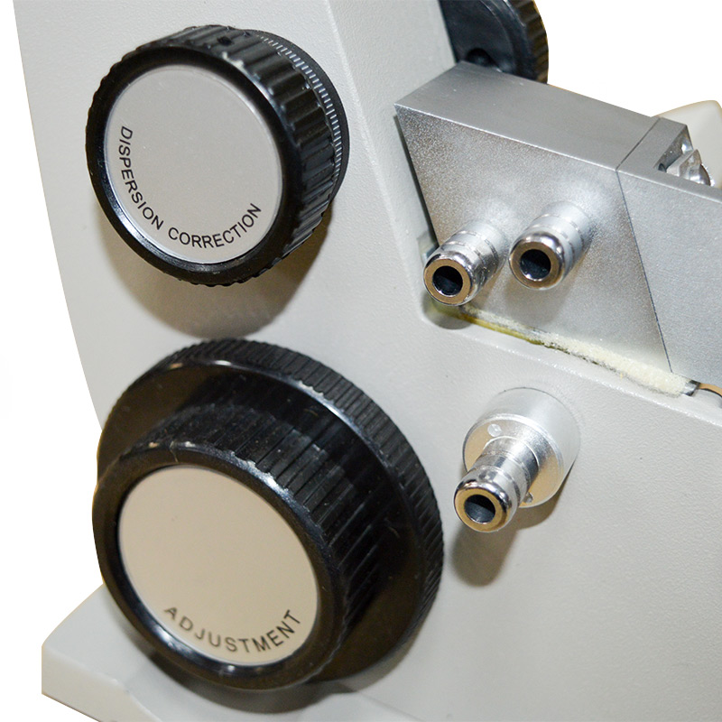 Refratômetro de abbe refratômetro monocromático refratômetro digital