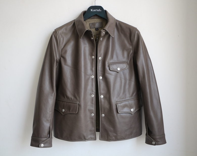 Free Shipping.Super Driving Jacket.US Style.men Genuine Leather Coat.classic Style Engraved Jackets.Limited Clothing