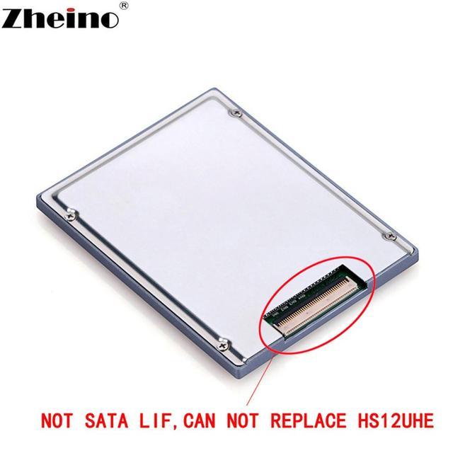 محرك أقراص زينو 1.8 بوصة CE ZIF SSD 128 جيجا بايت MLC محرك أقراص الحالة الصلبة للكمبيوتر المحمول
