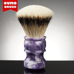 Image 5 - OUMO PINSEL OUMO FIORENTINA rasieren pinsel mit Mandschurei SEIDE WT HAKEN WILDSCHWEIN 10 verschiedene knoten zu wählen