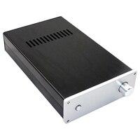 Cj0002 Wa2 gabinete de aluminio Lm3886 amplificador de potencia gabinete amplificador de potencia|Altavoces para coche|Automóviles y motocicletas -