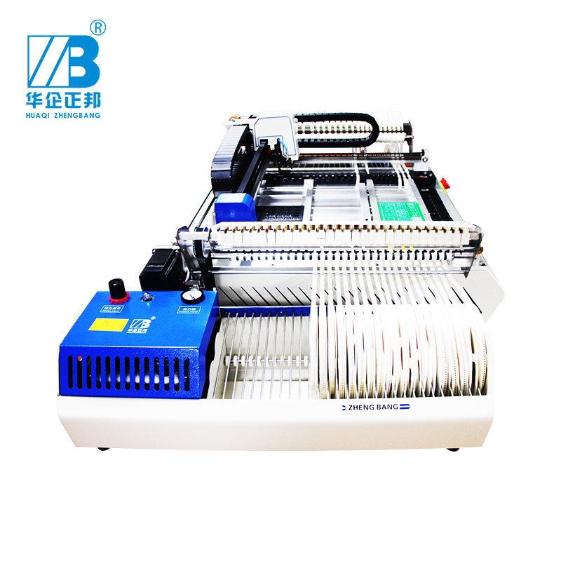 Automatic Pick And Place Machine LED High Speed Mounter Smt Machine