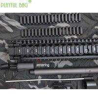PB Playf Outdoor sports fun toys MK18 mod1 handguard upgrade material fish bone water bomb modification upgrade accessories OD54