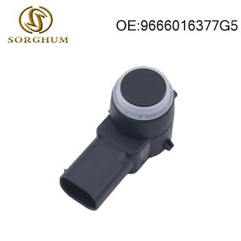 9666016377G5  PDC Parking Aid Sensor For Peugeot 308 407 RCZ Citroen C4 C5 C6 DS3 9666016377XT, 9663821577,9666016377 9653139777 parking sensor pdc for peugeot 307 hatchback 3a 3c break 3e cc convertible 3b 308 sw 3h estate citroen c8 anti radar