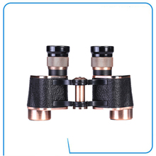 Optical Instrument of High Definition 6x24 Red Bronze Rare Edition LLL Visible Coordinate Ranging Telescope