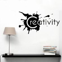 Business Wall Decal Home Office Interior Decor  Vinyl Art Sticker Wallpaper Removable Teamwork Decals Design travel agency office wall sticker vinyl interior home decor decals say hello to summer voyage murals removable wallpaper 3605