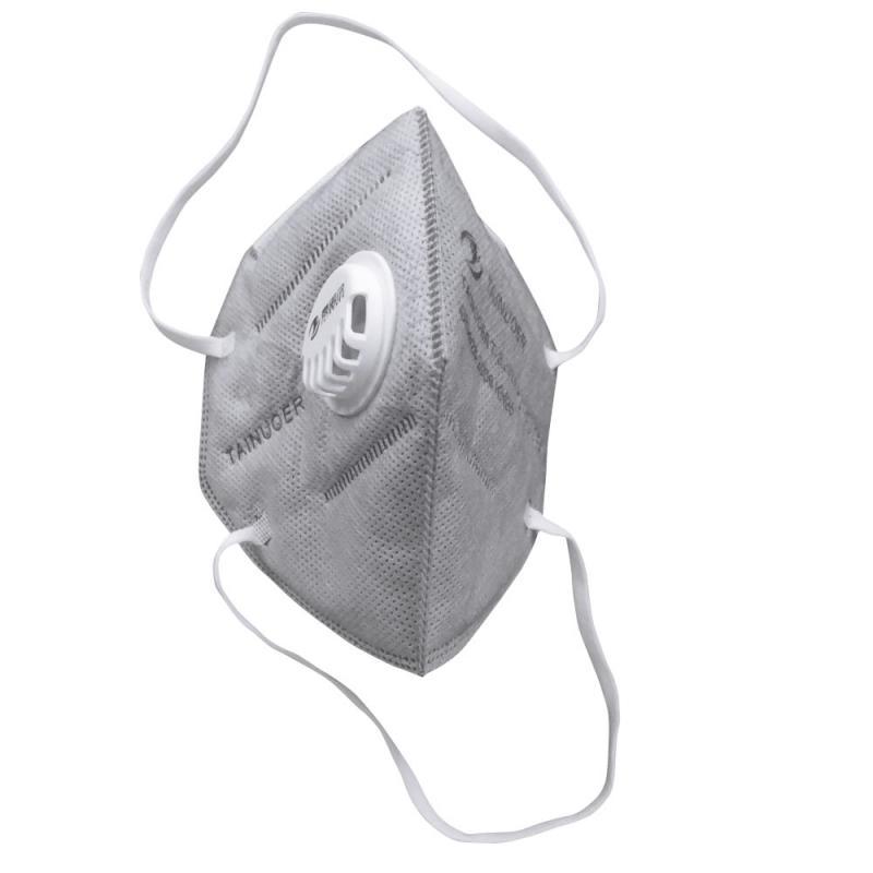 10Pcs KN95 Dustproof Anti-fog Breathable Face Masks 95% Filtration Non-washable Reusable Masks N95 Masks Features As KF94 FFP2