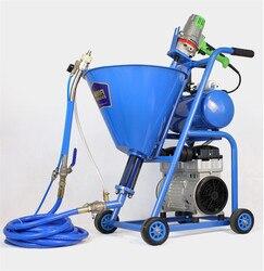 Verputzen maschine Elektrische Hochdruck kitt spray maschinen Verfugen Maschine