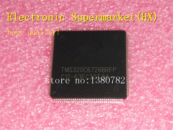 цена на Free Shipping 5pcs/lots TMS320C6726BRFP266 TMS320C6726BRFP TMS320C6726  QFP IC In stock!