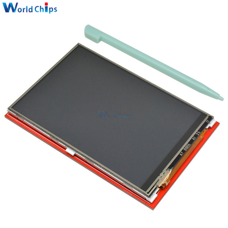 3.5 Inch TFT LCD Touch Screen 480x320 480*320 For UNO Board Mega2560 Board Plug And Play For Arduino LCD Module Display Board