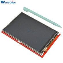 3,5 дюймовый TFT LCD сенсорный экран 480x320 480*320 для UNO плата Mega2560 плата Plug and Play для Arduino ЖК-модуль Плата дисплея