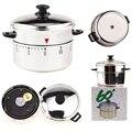 Кухонный таймер в форме кастрюли гаджеты 60 минут механический таймер обратного отсчета Будильник Напоминание для приготовления пищи напом...