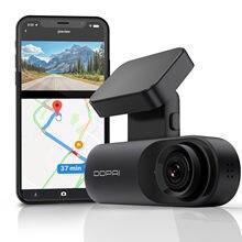 Ddpai traço cam mola n3 gps 1600p hd, built-in wifi & gps, dashbord carro gravação 2k, android, wi-fi