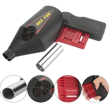 Manual-Blower Barbecue-Tools Camping-Supplies Outdoor Portable Hand-Pressure