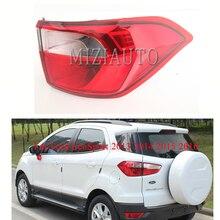 цена на For Ford EcoSport 2013 2014 2015 2016 Rear tail light taillights Brake Light Rear Bumper Light turn signal Car Accessories