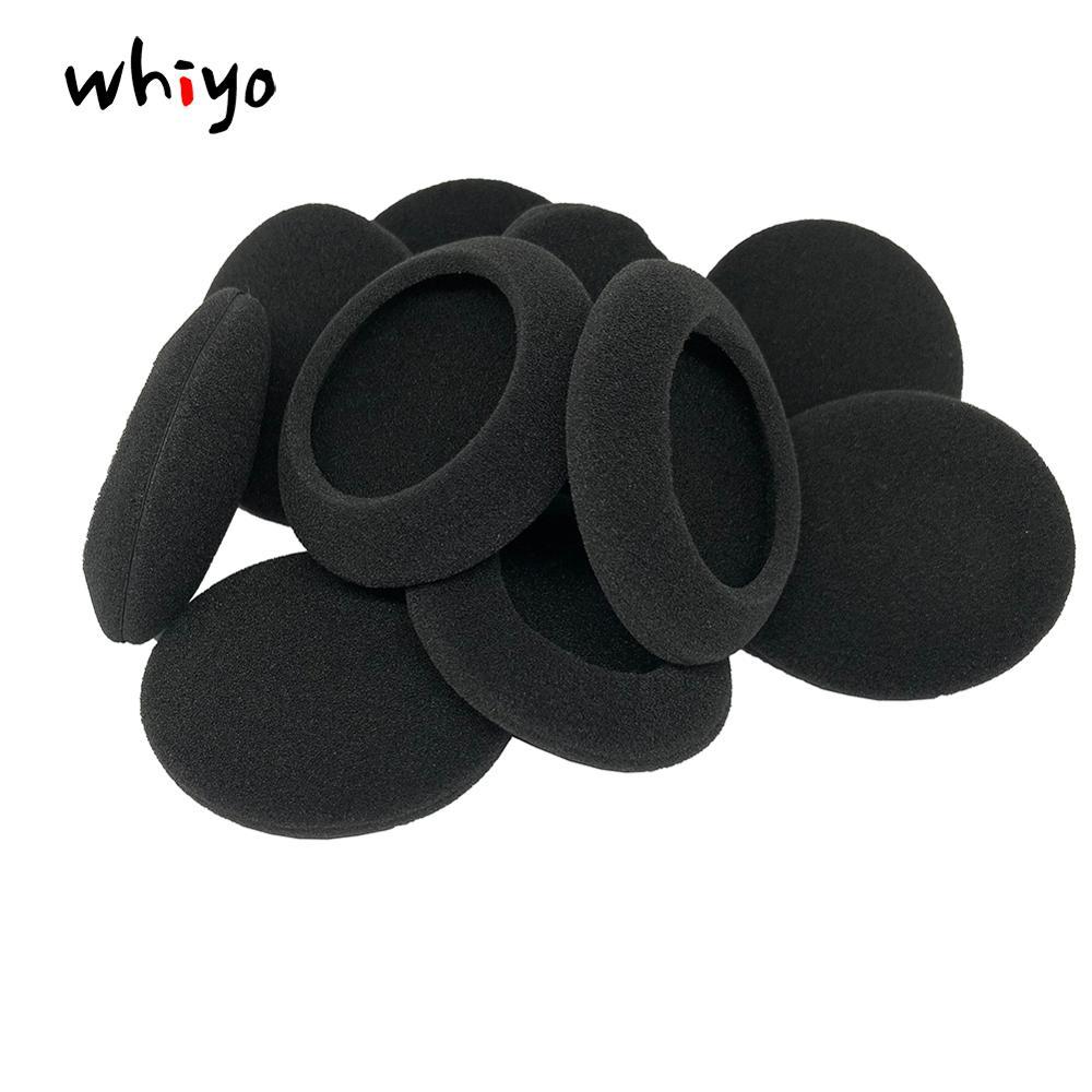 5 pares de almofadas de ouvido capa almofada earpads substituição para philips shb4000 fones de ouvido shb 4000 fone SHB-4000 manga