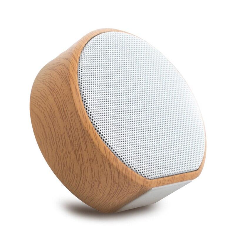 Mini Bluetooth Speaker Wireless Loudspeaker Portable Speaker Desk Radio TF USB Music Surround Outdoor Phone Function Mp3 Speaker