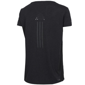 Original New Arrival  Adidas CHILL TEE W Women's  T-shirts short sleeve Sportswear 2