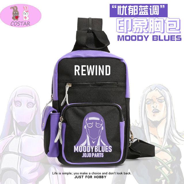 Jojo's Cosplay Backpack