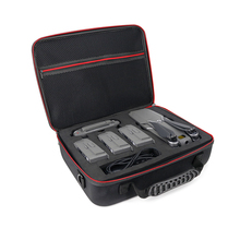 For Mavic 2 Carrying Case Hard Shell Storage Bag for Mavic 2 Pro /Zoom Camera Drone and Smart Controller Box