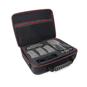 Image 1 - Para mavic 2 caso de transporte saco de armazenamento casca dura para mavic 2 pro/zoom câmera zangão e inteligente caixa controlador