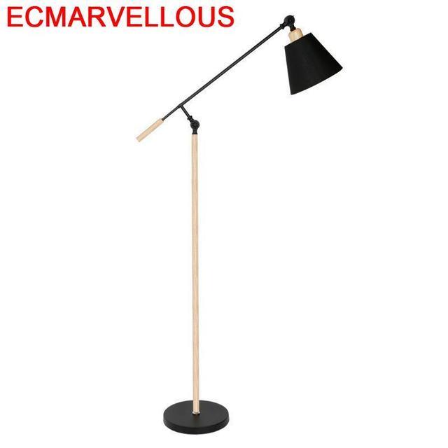 Vloerlamp עומד Stand אור Piantana Lampada דה טרה עוגת Lampara לסלון Staande Lampadaire דה סלון מנורת רצפה