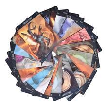 Barbieri zodíaco oráculo tarots 26 cartas baralho misteriosa orientação adivinhação destino