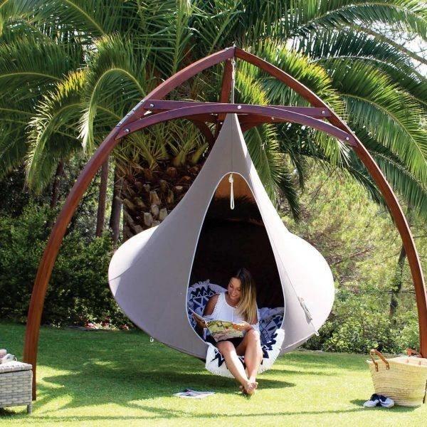 ufo shape teepee tree hanging swing chair for kids adults indoor outdoor hammock tent hamaca patio furniture