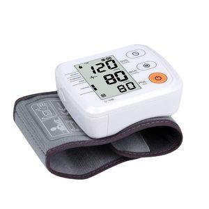 Image 3 - Ciśnieniomierz nadgarstkowy automatyczny cyfrowy miernik tonometru do pomiaru ciśnienia krwi i puls